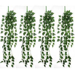 TIGE BOIS - BAMBOU Plantes artificielles Lierre vert artificiel Vigne