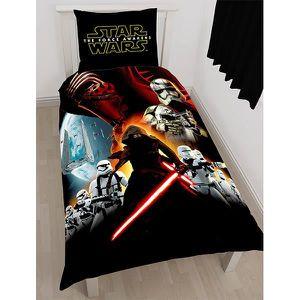 HOUSSE DE COUETTE Parure de lit Star Wars - The Force Awakens