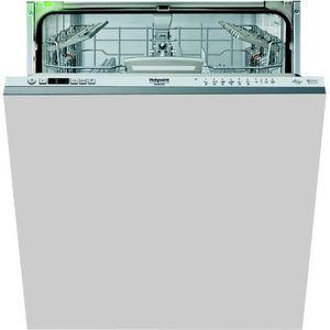 LAVE-VAISSELLE Lave-vaisselle tout intégrable 60 HOTPOINT HIO3T21