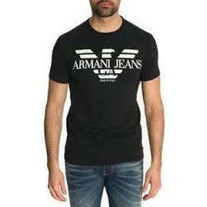 T-SHIRT T-Shirt Armani Homme Manches Courtes