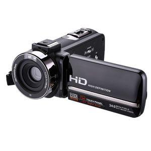 PACK CAMERA NUMERIQUE Caméscope caméra vidéo Full HD 1080p 24,0 MP camés