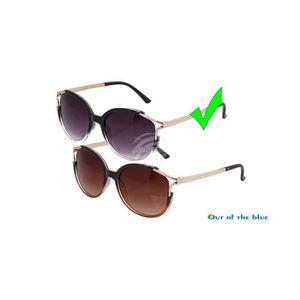 Lunette de soleil femme - Candy Fashion - FORCE 3 - Reflex Vision - Ref 18-7330 (Rose bonbon) xHeaU
