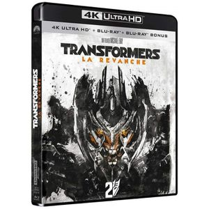 BLU-RAY FILM Transformers 2 La Revanche Bluray 4K
