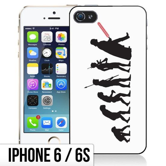 coque iphone 6 star wars 8
