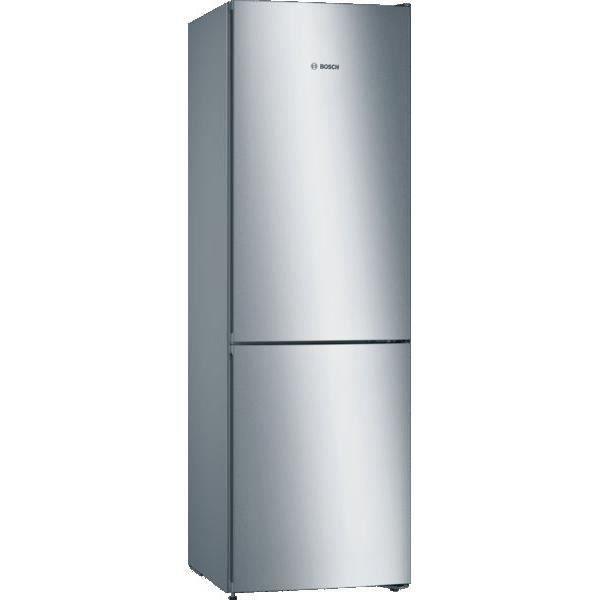 BOSCH KGN36VL35 - Réfrigérateur congélateur bas - 324L (237+87) - Froid No Frost - A++ - L 60cm x H
