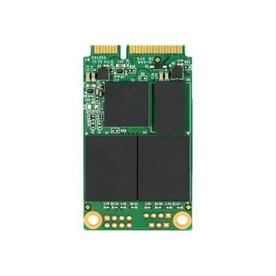 TRANSCEND Disque du interne MSA370 - SSD - 512 Go - SATA III 6Gb/s - mSATA - DDR3 DRAM