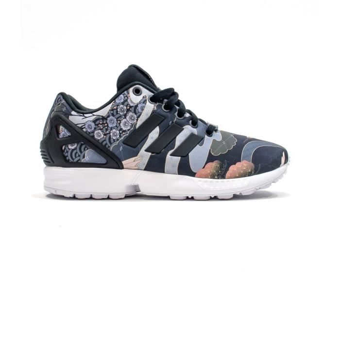Chaussures ZX Flux W Flowers Wings e16 - Adidas TyIYL