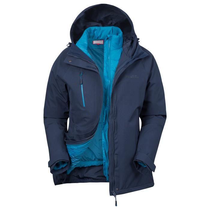 En Polar Blouson Manteau De Veste Mountain 3 Femme Sport Warehouse Pour 1 r8YqrF
