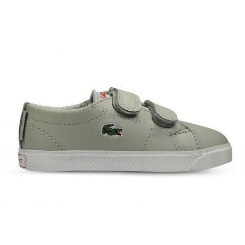 ce88fdc0a8 LACOSTE - Chaussure Marcel Lace 216 SPI Lacoste grise - (Gris - 19 ...