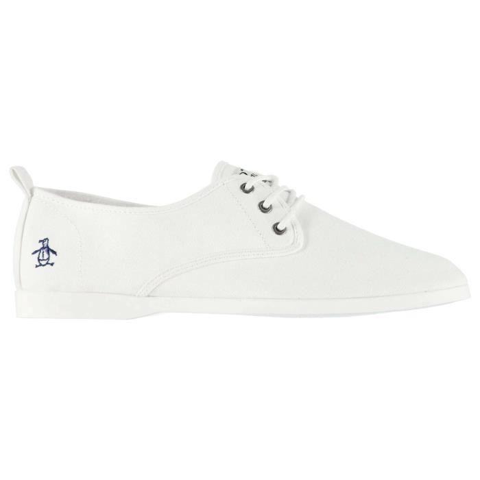 Original Blanc Achat Homme Chaussures Décontractées Penguin 4AqcRjS35L