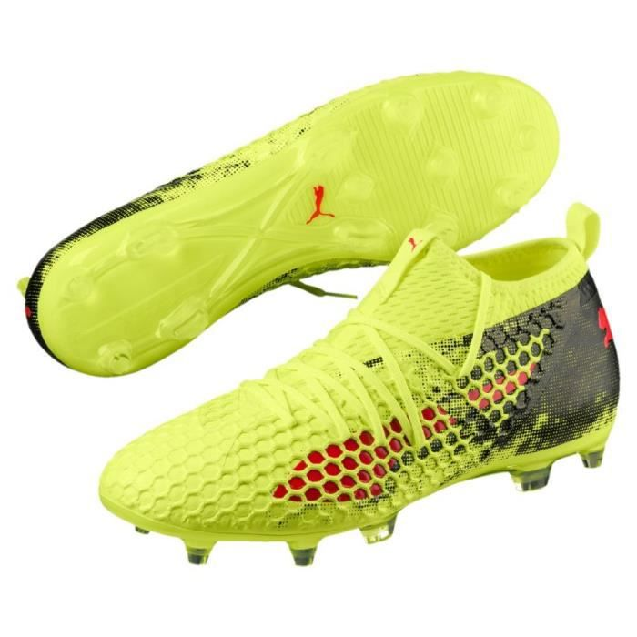 competitive price b5027 f4450 Chaussures Puma NetFit Future 18.2 FG