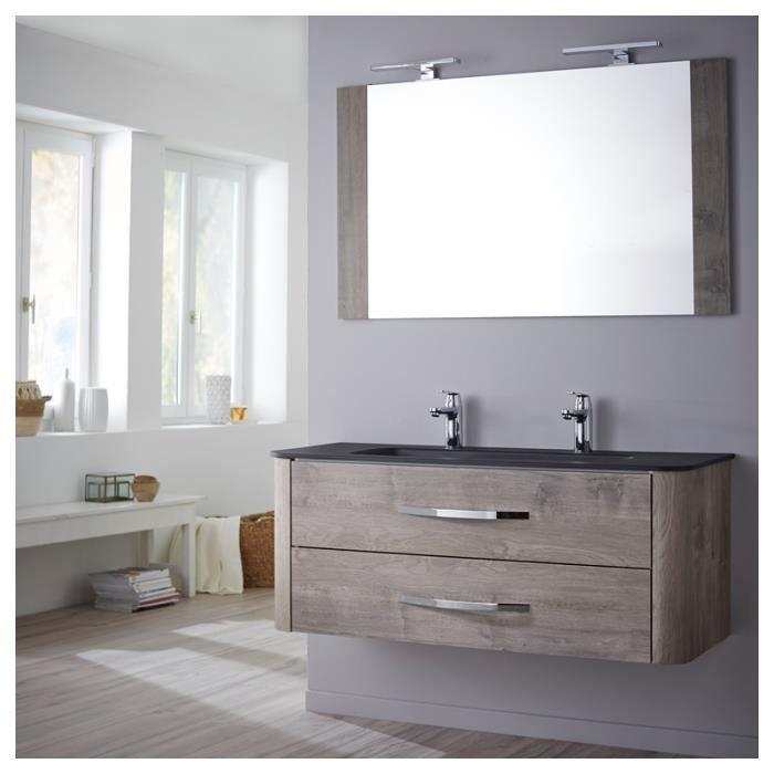 ensemble meuble de salle de bain 120 cm curve couleur. Black Bedroom Furniture Sets. Home Design Ideas