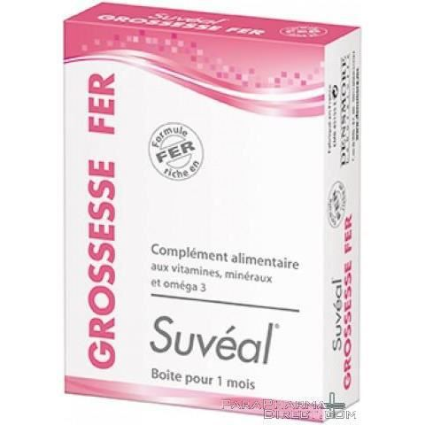 SUVEAL Suveal Grossesse Fer- 30 capsules