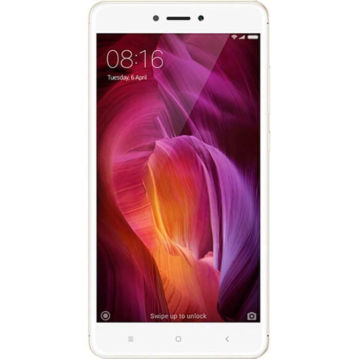 SMARTPHONE Xiaomi Redmi Note 4X Dual Sim 64GB LTE 4G 4GB RAM