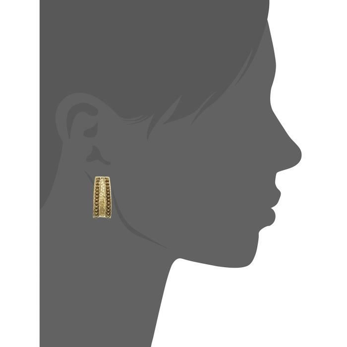 House Of Harlow 1960 Helicon Statement Earrings MO36E