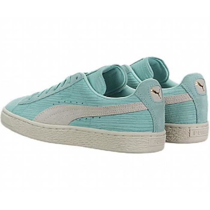 Puma Sneaker Mode Suede Classic Bamboo Emboss Wn XMLX2 Taille-38 1-2