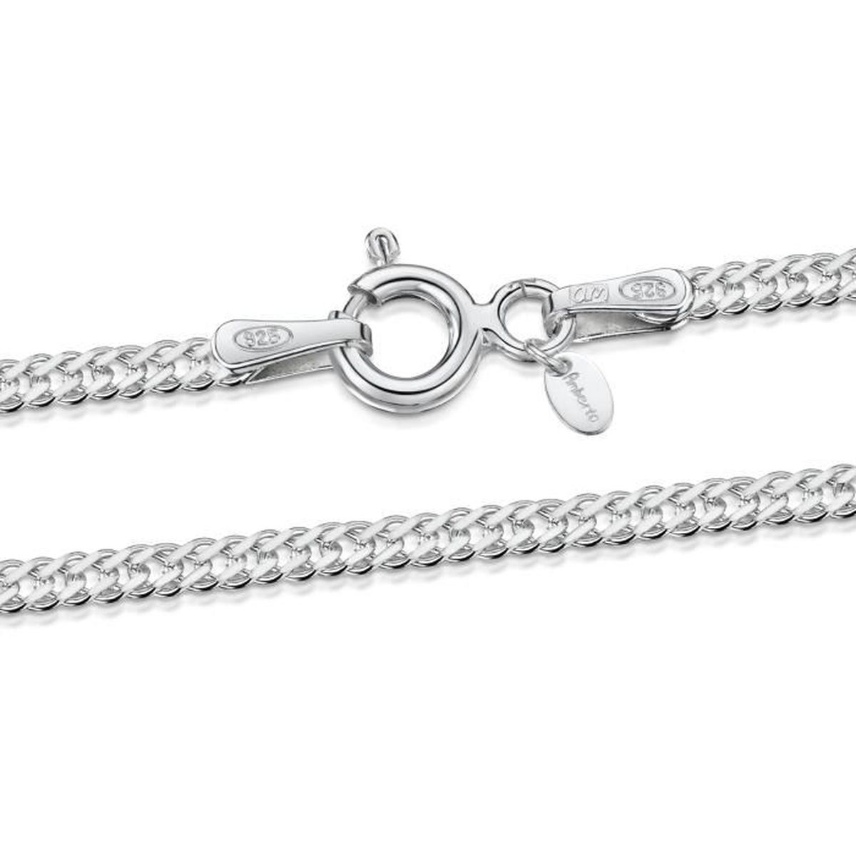Collier chaine argent - Achat   Vente pas cher 711cfc641b5