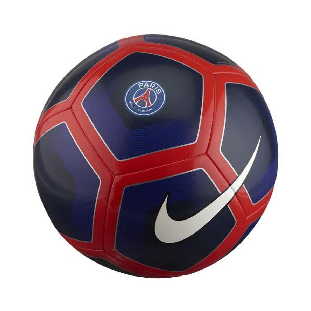 Pas T 5 Cher Bleu Nike Psg Rouge Cdiscount Prix Ballon qwC01EvR