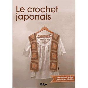LIVRE LOISIRS CRÉATIFS Le crochet japonais