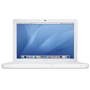 ORDINATEUR PORTABLE Apple MacBook Core 2 Duo P8600 2.4GHz 2Go 250Go DV