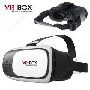 LUNETTES 3D Google Carton  Universel 3D Réalité Virtuelle VR B