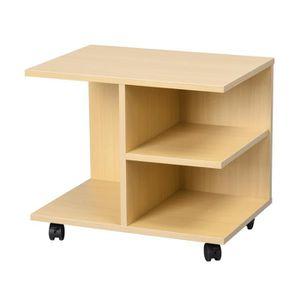 TABLE BASSE Table basse d'appoint Meuble TV Multifonction sur