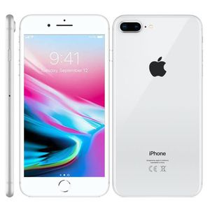 SMARTPHONE Argent Grade A+++ Iphone 8 Plus 64GB occasion D'oc