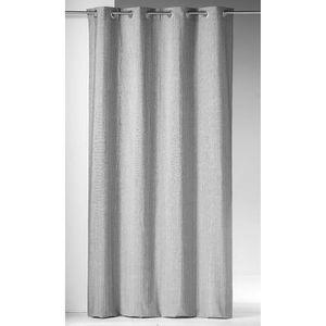 RIDEAU METALIC Rideau tissé fils métaliques sens vertical