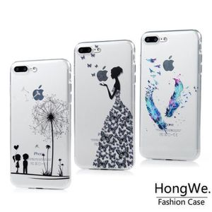 3 coques iphone 7 silicone