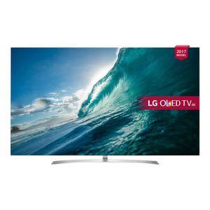 Téléviseur LED LG OLED55B7V Classe 55