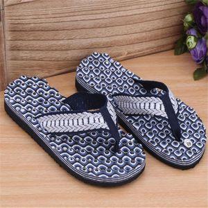 chaussure homme rous d'aération pour la Respirabilité pantoufle d'été chaussures d'été Sandales pour hommes slipper plateforme 2017 EoJPf