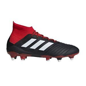 best website a16e3 6aa9a CHAUSSURES DE FOOTBALL Chaussures football adidas Predator 18.1 SG Noir-R