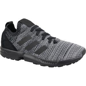 factory price c800d 7b4b9 BASKET Adidas Originals ZX Flux Primeknit BZ0562 chaussu. Adidas Originals  ZX Flux Primeknit BZ0562 chaussures de sport pour homme Noir