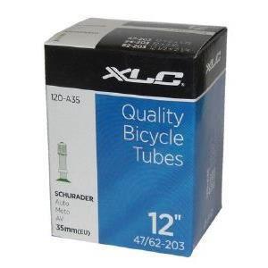 PNEU - CHAMBRE À AIR Chambre à air vélo XLC 12.1/2x2.1/4 grosse valv…