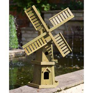 Moulin a vent jouet achat vente jeux et jouets pas chers - Moulin a vent en bois a fabriquer ...