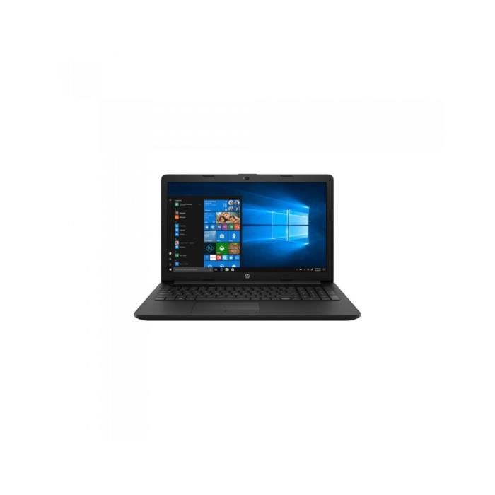 HP Notebook - 15-db0095nf - A9 9425 / 3.1 GHz - Win 10 Familiale 64 bits - 4 Go RAM - 256 Go SSD - G