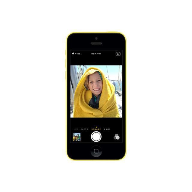 Iphone C Jaune Cdiscount