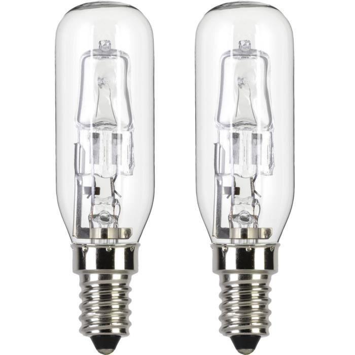2 x lampe a halogene eco 30w 40w pour usage avec 5 Superbe Economie Ampoule Led Zat3