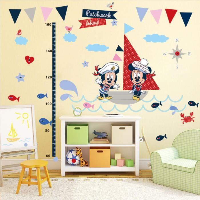 stickers muraux enfant la mer achat vente stickers muraux enfant la mer pas cher cdiscount. Black Bedroom Furniture Sets. Home Design Ideas