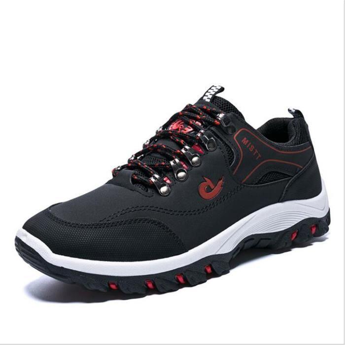Sneakers Hommes Plus De Couleur Chaussures Classique Chaussures Classique 39-44 Gris Gris - Achat / Vente basket  - Soldes* dès le 27 juin ! Cdiscount