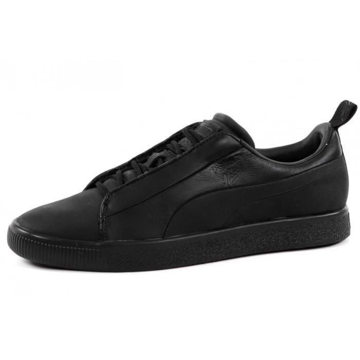 new style 9f2a9 86397 Baskets Puma Clyde Fashion Naturel