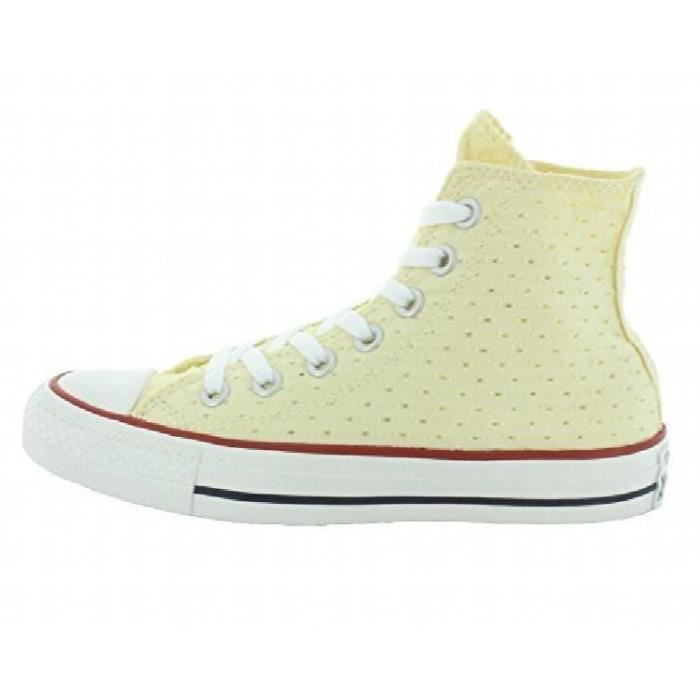 Converse Femmes Chuck Taylor All Star Sneaker Perfed EQ14R Taille-38 1-2