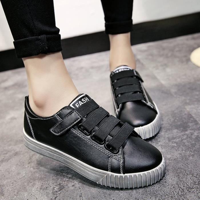 Femme Chaussures Basket Loisirs Chaussures de sport
