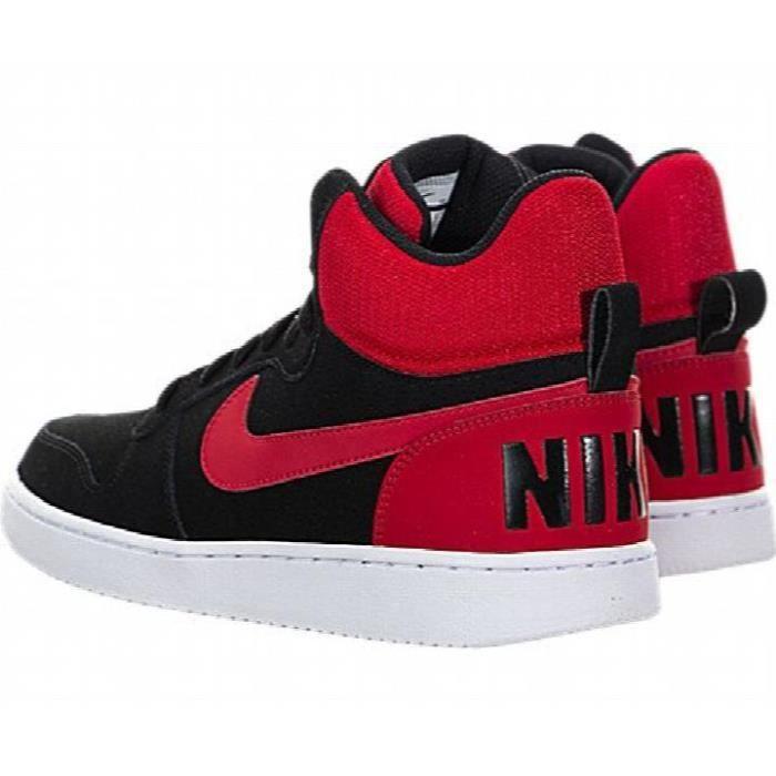 Nike Cour arrondissement Mid Chaussures de basket-ball EZ83K
