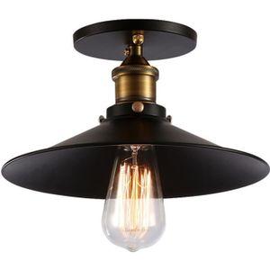 PLAFONNIER Lampe Plafonnier Lumiere Industriel Rétro Loft 26*