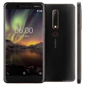 SMARTPHONE 5.5'' Noir Nokia 6.1 32GB Dual SIM Card occasion d