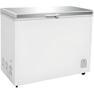 CONGÉLATEUR COFFRE Congelateur coffre 260 L avec couvercle inox