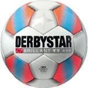 BALLON DE FOOTBALL ballon de football Brillant TT orange, taille 5.