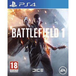 JEU PS4 Battlefield 1 Jeu PS4+ 2 boutons THUMSTICK OFFERT