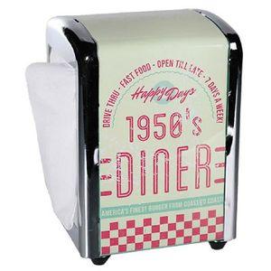 distributeur de serviettes en papier vintage r tro 100. Black Bedroom Furniture Sets. Home Design Ideas